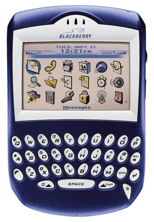 BlackBerry 7200