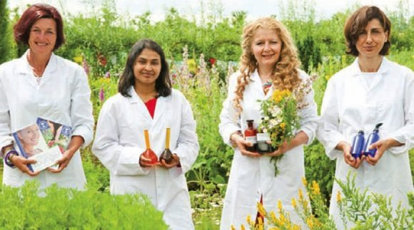 Neal's Yard introduces its 'Green Scientists'