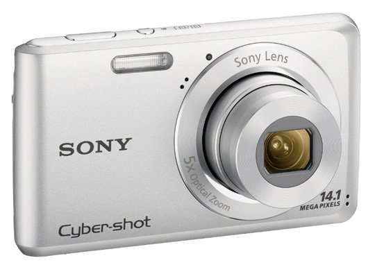 Sony Cyber-shot W520