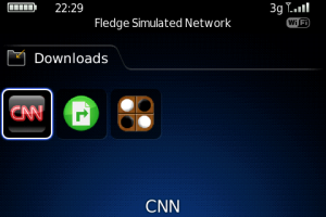 BlackBerry Apps for leisure