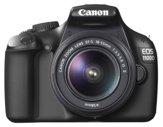 Canon EOS 1100D