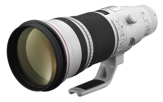 EF 500mm f4L IS II USM