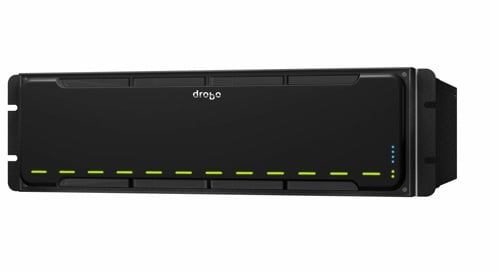 12-bay Drobo SAN Storage for Business