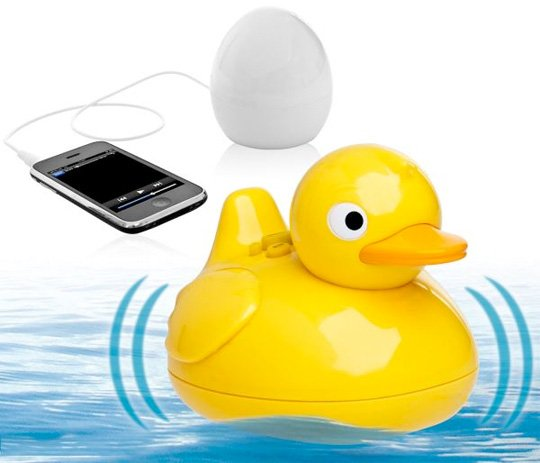iDuck floating wireles