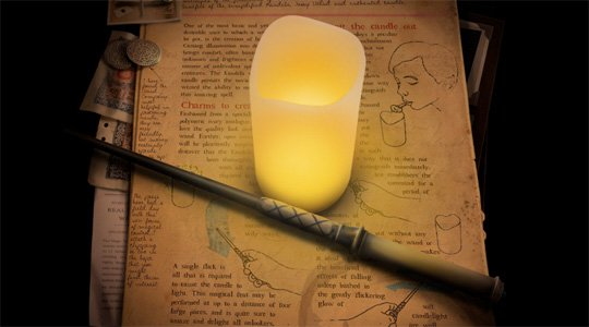 Kandela Enchanted Candle