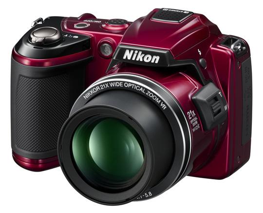 nikon coolpix l120. Nikon Coolpix L120