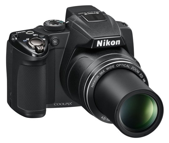 Nikon Coolpix P500