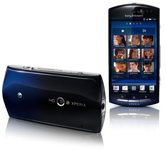 Sony Ericsson Xperia Neo