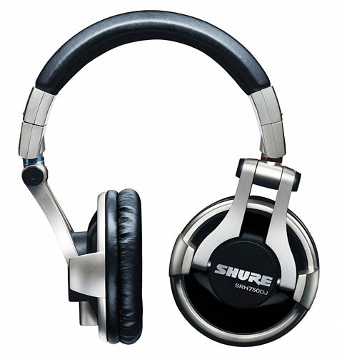 Shure SRH750DJ