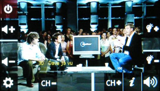 Mio V575 TV