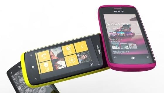Nokia WinPho 7