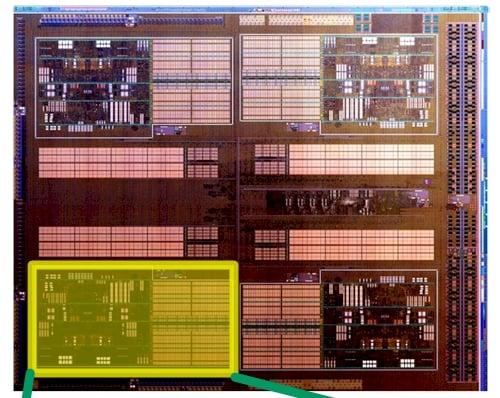 AMD Bulldozer Valencia Opteron chip
