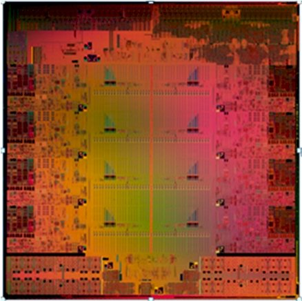 Intel Sandy Bridge Xeon