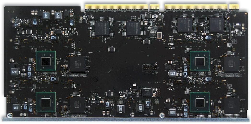 SeaMicro N570 server board