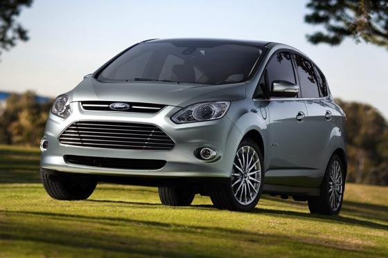 Ford e-CMax