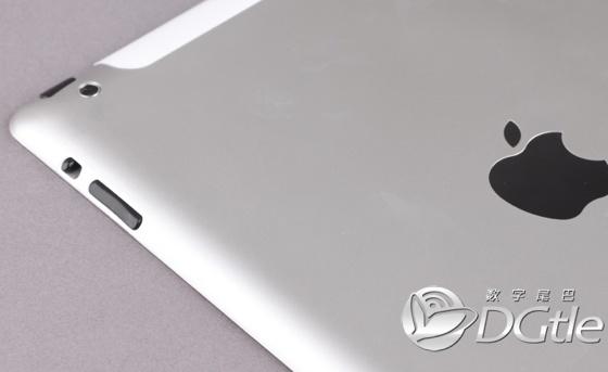 DGtle iPad snaps
