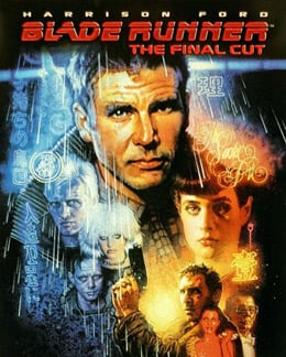 Poster for original Blade Runner movie