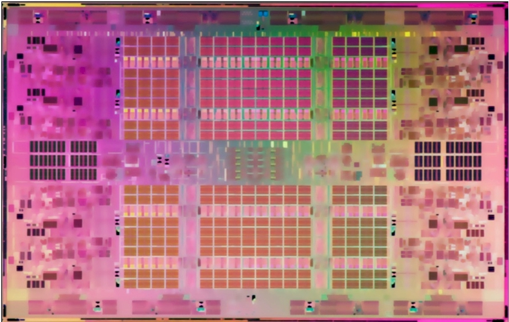 Intel Poulson Itanium Chip