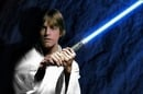 Star Wars Luke Skywalker lightsabre