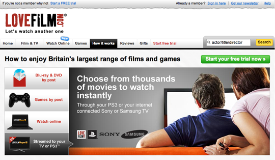 Lovefilm.com