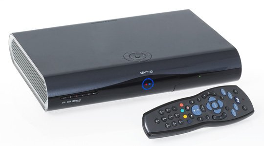 Sky HD box
