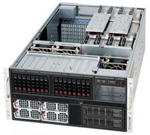 Super Micro 8-Way Super Server