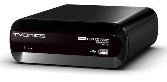 TVonics DTR-HD500
