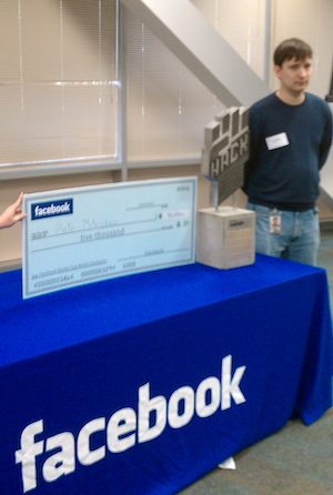 Hacker Cup winner Petr Mitrichev