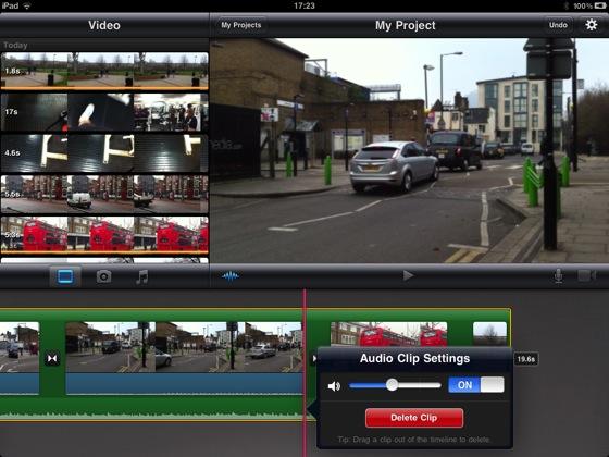 Apple iMovie 1.2