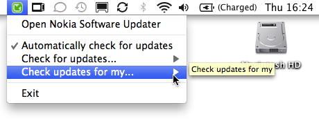 Noka Software Updater for Mac