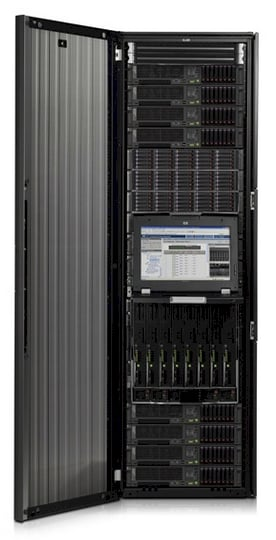HP NonStop 5400c rack