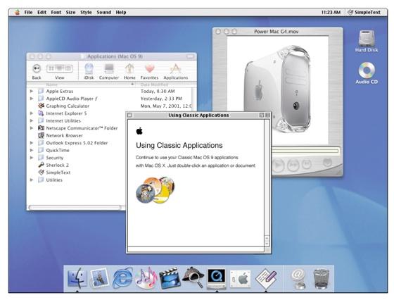 Mac OS X Cheetah Classic