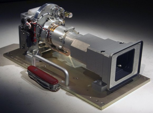 The Mastcam 34. Pic: NASA