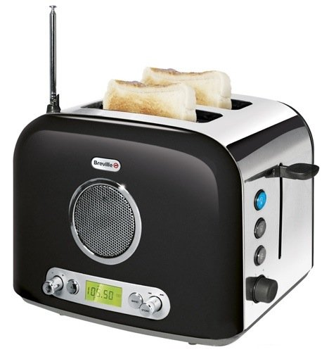 Breville Radio Toaster