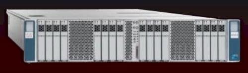 Cisco UCS C260 M2 server