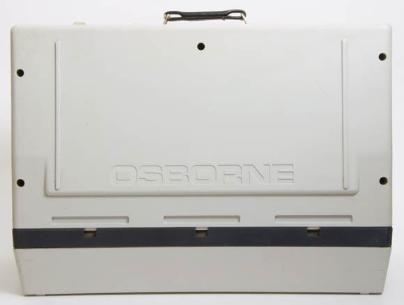 Osborne 1, second version - bottom