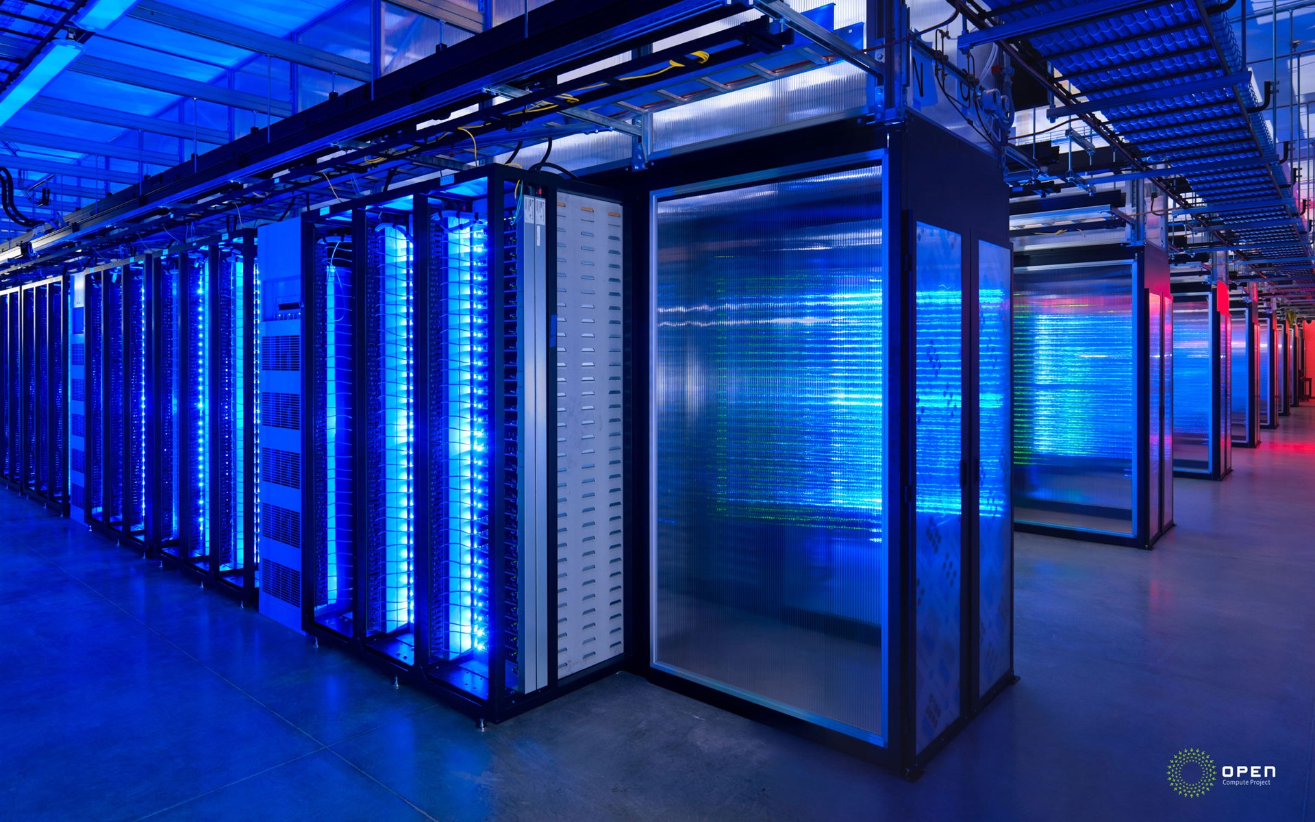 Facebook Open Sources Custom Server And Data Center
