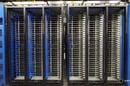 Facebook data center - server racks