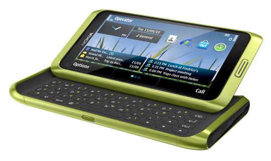 Nokia E7 Qwerty slider smartphone • The Register