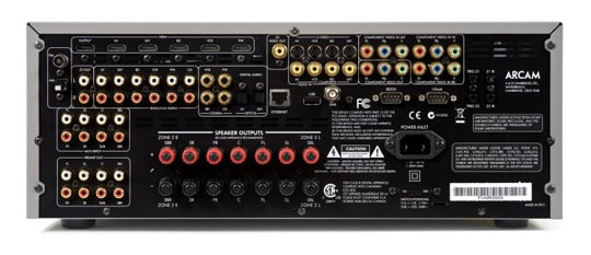 Arcam FMJ AVR400