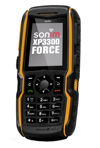 Sonim Xp3300 Force Rugged Mobile Phone The Register