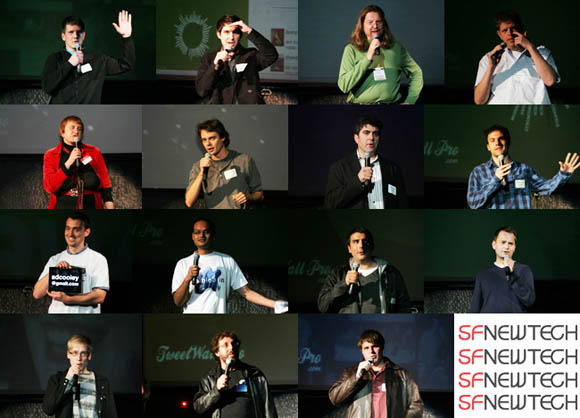 '60-Second Spotters' at SF New Tech