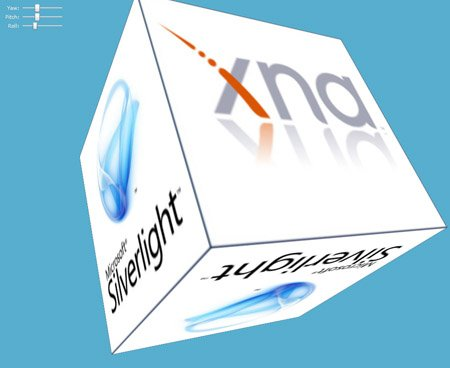 3D now in the Silverlight 5 beta