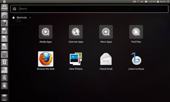 Ubuntu 11.04 - Unity shell