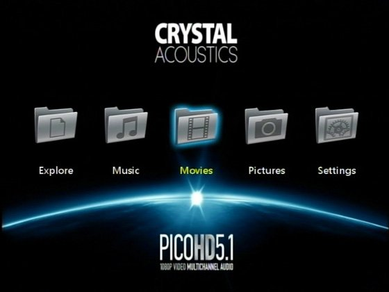 Crystal Acoustics PicoHD5.1