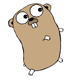 The Go Gopher