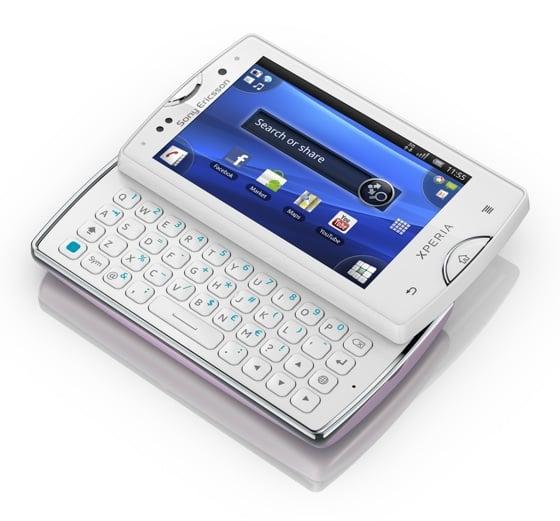 Sony Ericsson Mini Pro