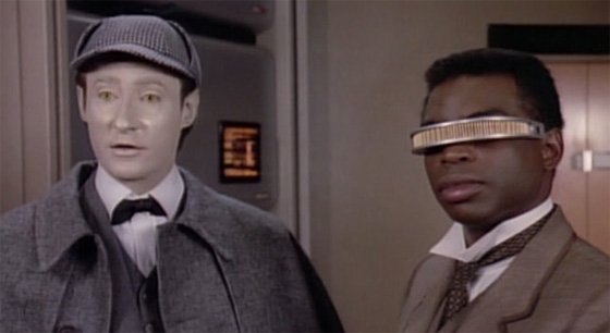 Holodeck - Star Trek