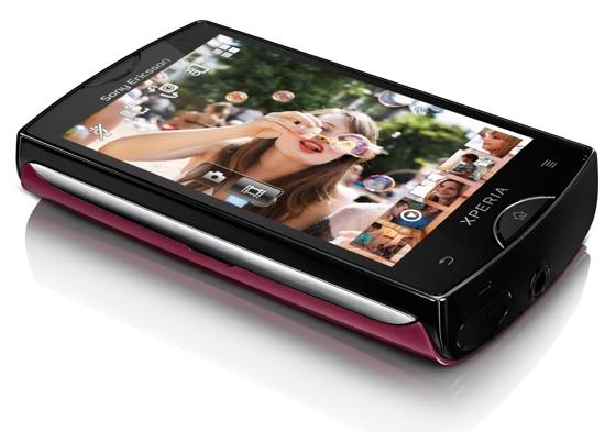 Sony Ericsson Mini