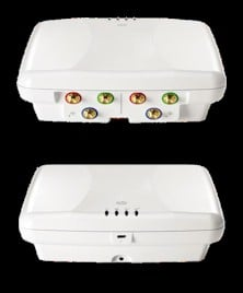 HP wireless access points